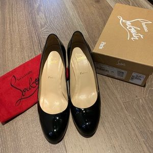 Authentic Christian Louboutin Simple 70mm Pumps